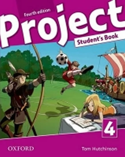 Project Fourth Edition 4 Student´s Book (International English Version) - Tom Hutchinson