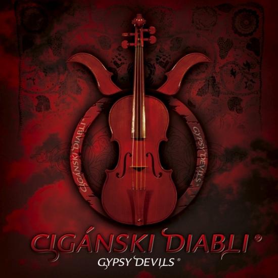 CD Cigánski Diabli - Gypsy Devils
