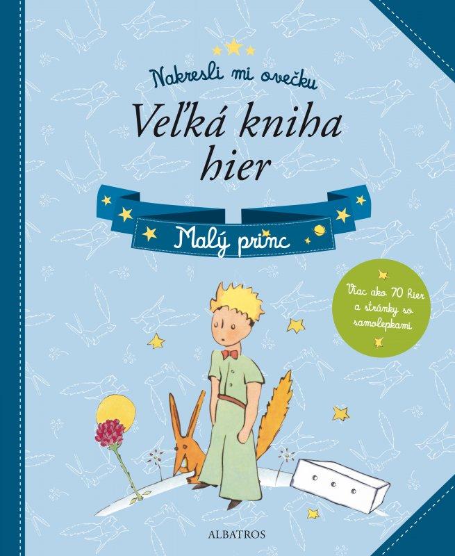Malý princ Veľká kniha hier