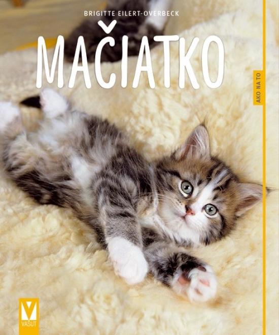 Mačiatko – Ako na to 2. vyd. - Brigitte Eilert-Overbeck