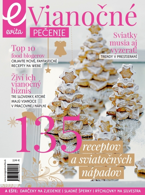 Vianočné pečenie (Evita Magazín)