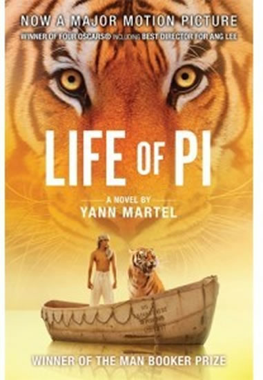 Life of Pi (film) - Yann Martel