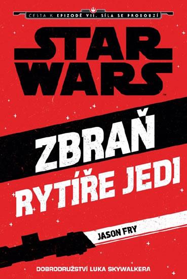 Star Wars - Zbraň Jediho (Luke Skywalker) - Walt Disney