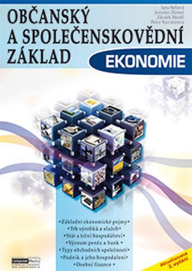 Ekonomie - Občanský a společenskovědní základ - 2.vydání - Jaroslav Zlámal a kolektiv