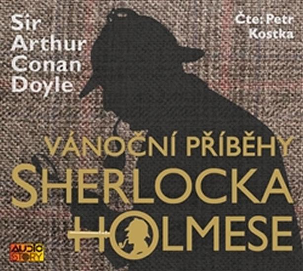 Vánoční Sherlock Holmes - CD - Sir Arthur Conan Doyle