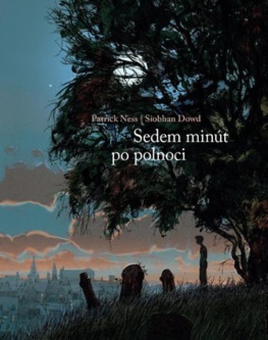 Sedem minút po polnoci - Down Siodhan, Patrick Ness