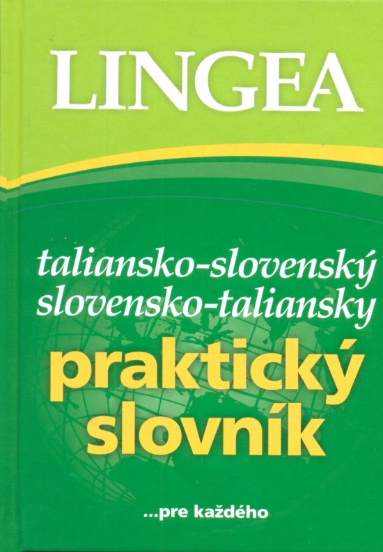 Taliansko-slovenský,slovensko-taliansky praktický slovník
