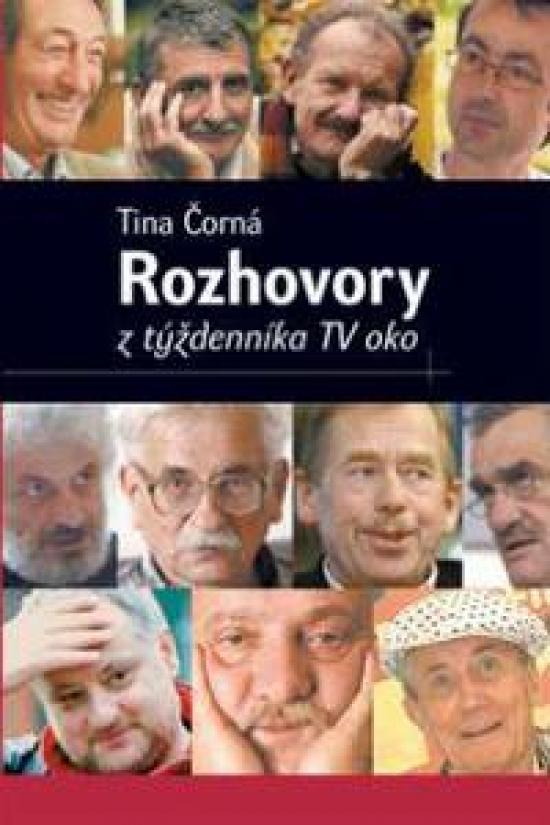 Rozhovory z týždenníka TV oko - Tina Čorná alternatívy ...