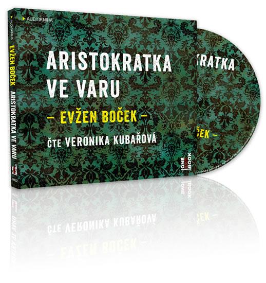 Aristokratka ve varu - CDmp3 (Čte Veronika Kubařová) - Evžen Boček