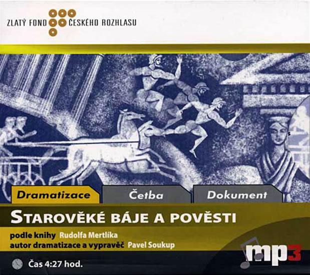 Starověké báje a pověsti - CD