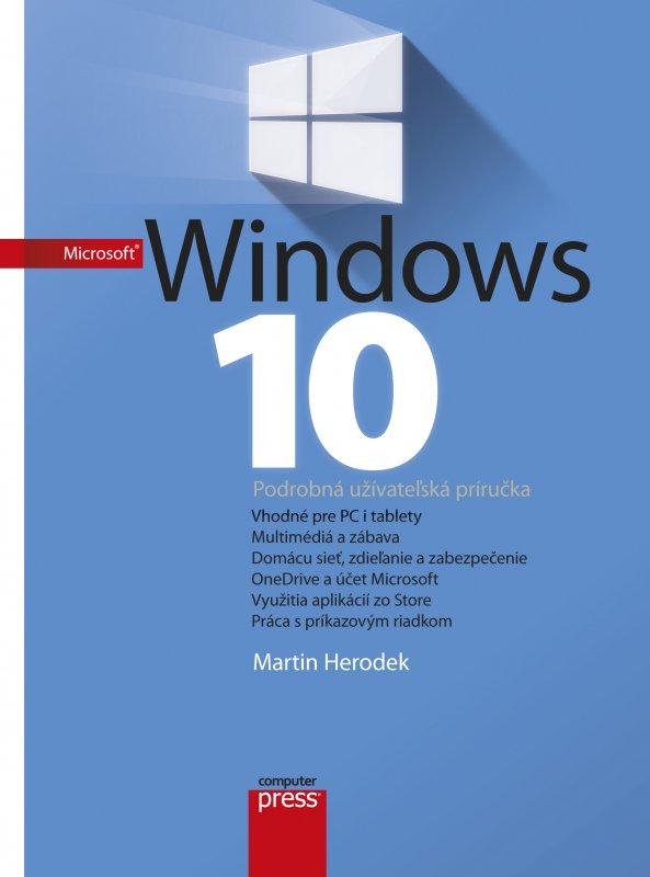 Microsoft Windows 10 SK - Martin Herodek