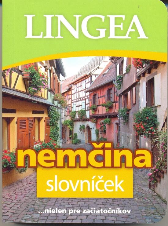 Nemčina - slovníček - 2. vydanie