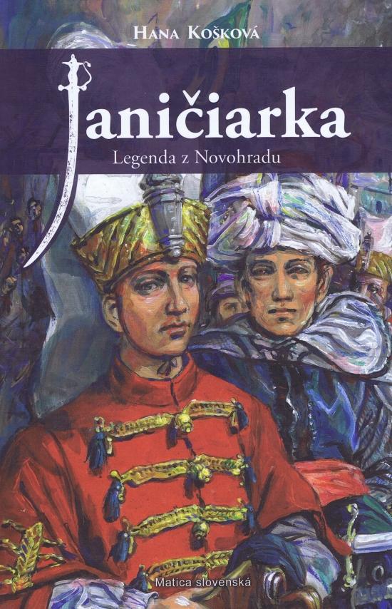 Janičiarka - Hana Košková