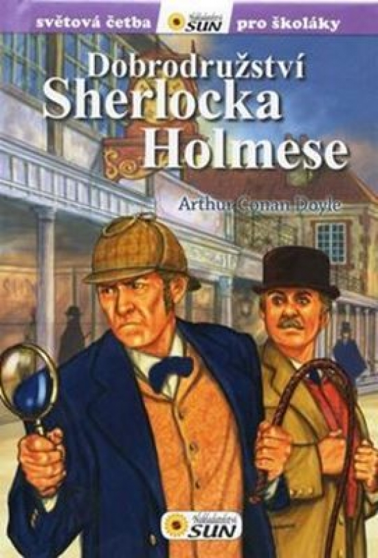 Dobrodružství Sherlocka Holmese - Světová četba pro školáky - Sir Arthur Conan Doyle