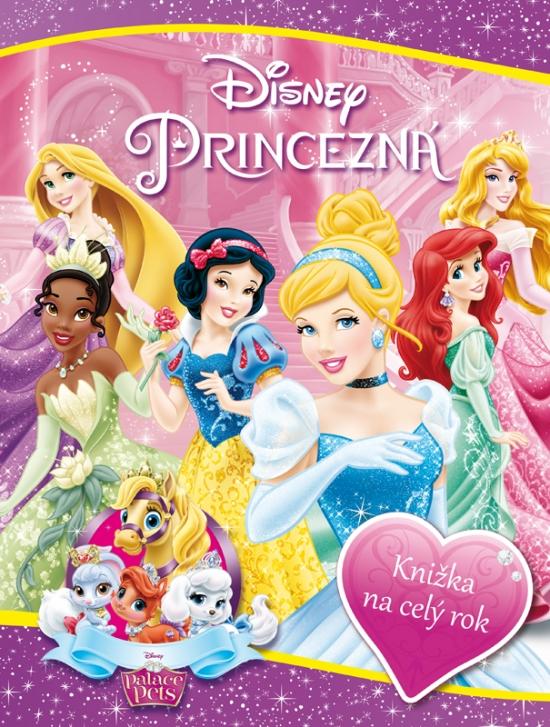 Princezná - knižka na celý rok 2016