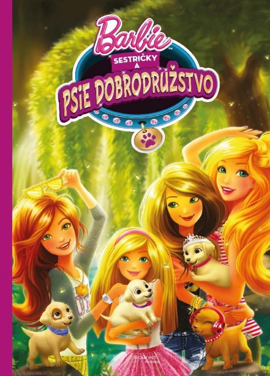 Barbie-Sestričky a psie dobrodružstvo-filmový príbeh