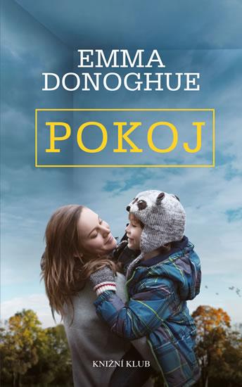 Pokoj - 2.vydání - Emma Donoghue
