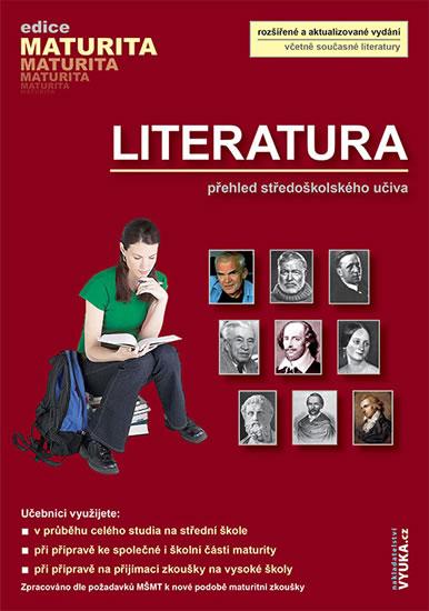Literatura - přehled SŠ učiva - Dvořáková Polášková, Milotová,