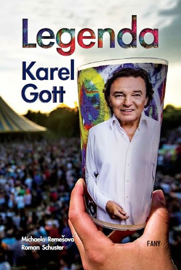 Legenda Karel Gott - Michaela Remešová, Roman Schuster