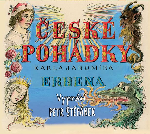 České pohádky - CD