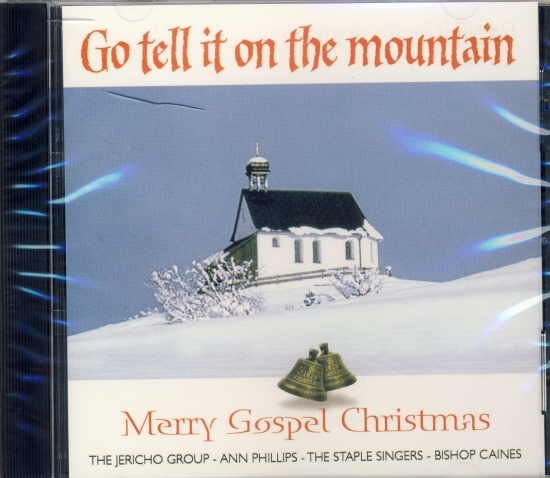 Go tell it on the mountain - CD