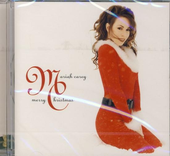 Mariah Carey - Merry Christmas - CD - Mariah Carey