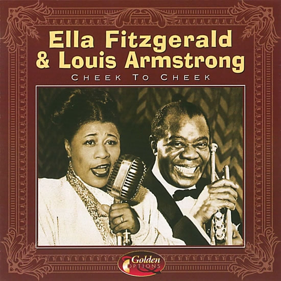 Ella Fitzgerald & Louis Armstrong - Cheek To Cheek CD - Ella Fitzgerald, Louis Armstrong