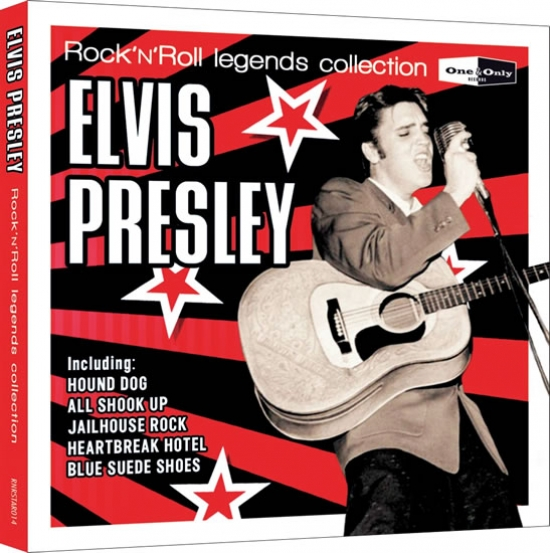 Elvis Presley - Rock´N ´Roll Legends Coll-CD - Elvis Presley