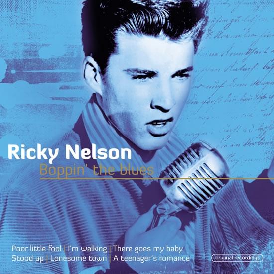 Ricky Nelson - Boppin´ The Blues - CD - Ricky Nelson