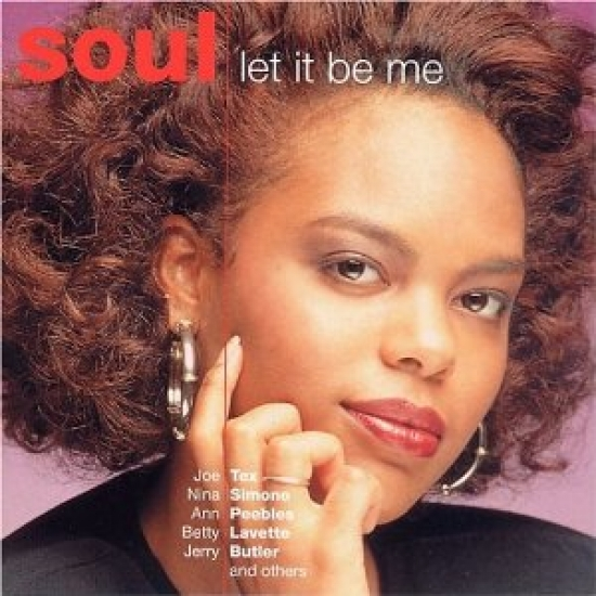 Soul - let it be me - CD