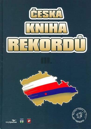 Česká kniha rekordů III. - 2.vydání