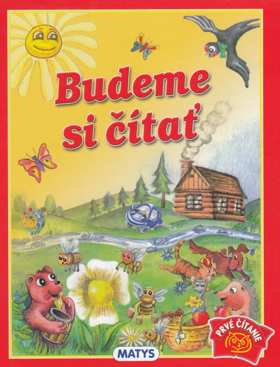 Budeme si čítať, nové vydanie - Daniela Reichstädterová