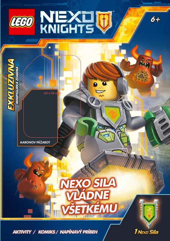 LEGO® NEXO KNIGHTS™ NEXO sila vládne všetkému