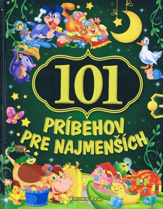 101 príbehov pre najmenších