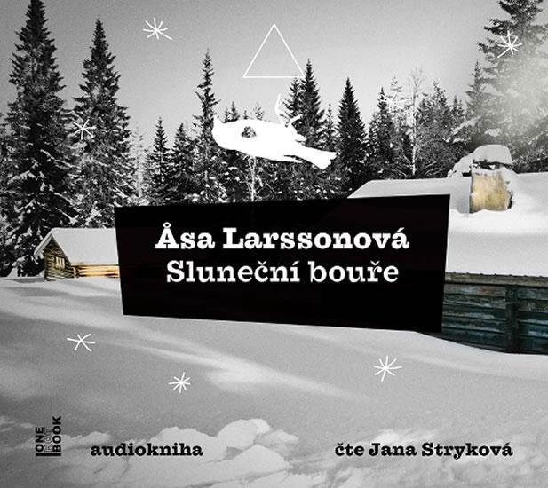 Sluneční bouře - CD mp3 - Äsa Larssonová