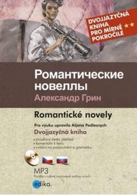 Romantické novely - Alexandr Grin