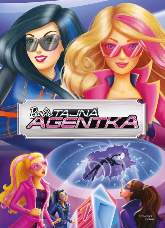 Barbie-Tajná agentka-filmový príbeh