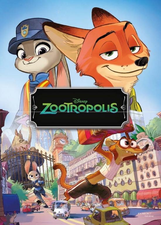 Zootropolis-filmový príbeh