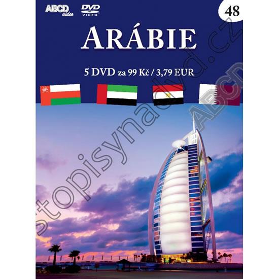 Arábie - 5 DVD