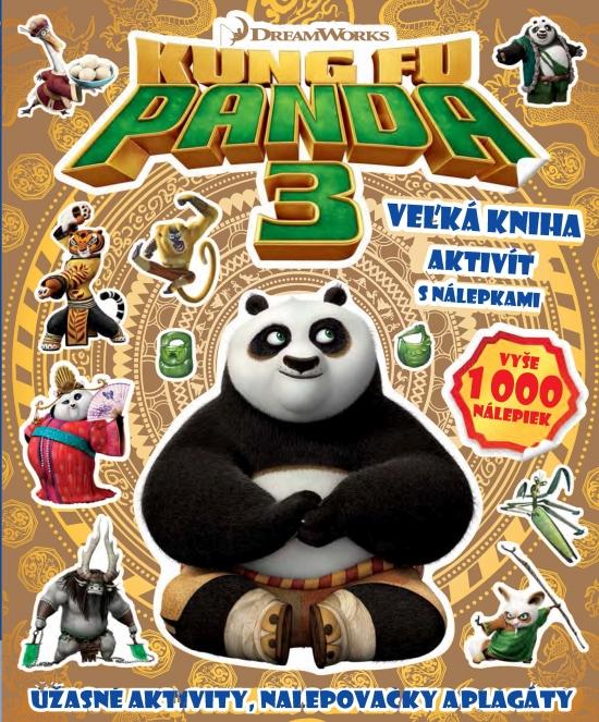 Kung Fu Panda 3. Filmový príbeh