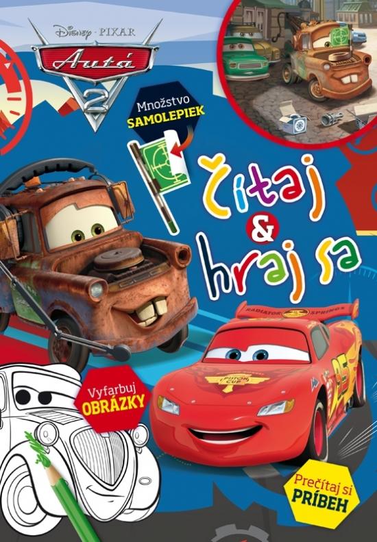 Autá 2 - Čítaj & hraj sa