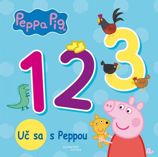 Peppa Pig - Uč sa s Peppou - Čísla 123