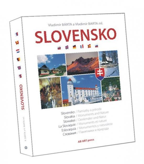 Slovensko-Pamiatky a príroda - Vladimír Bárta, Vladimír Barta