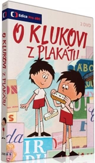 O klukovi z plakátu - 2 DVD