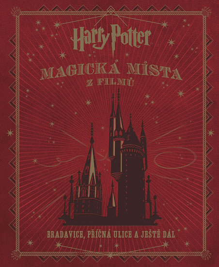 Harry Potter - Magická místa z filmů - Jody Revenson