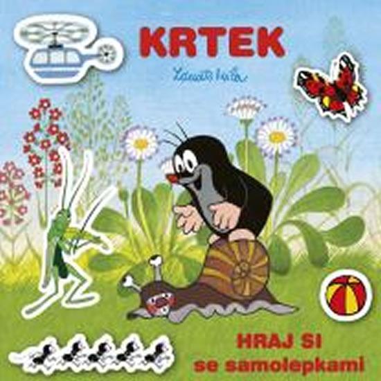 Krtek - Hraj si se samolepkami - Zdeněk Miler