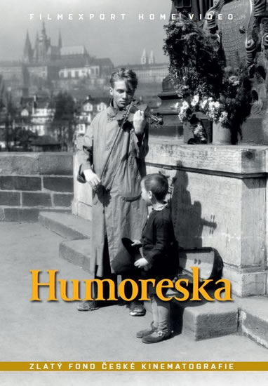 Humoreska - DVD box