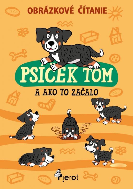 Obrázkové čítanie- Psíček Tom