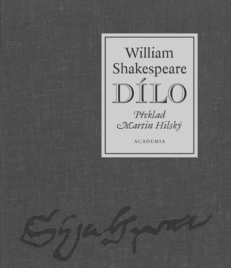 Dílo - William Shakespeare - 2.vydání - William Shakespeare