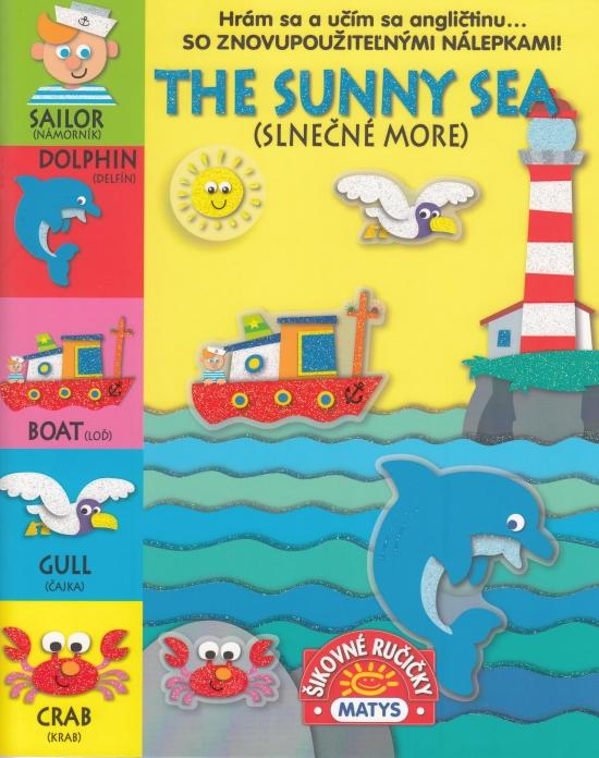 Znovupoužiteľné nálepky: Slnečné more (The sunny sea)